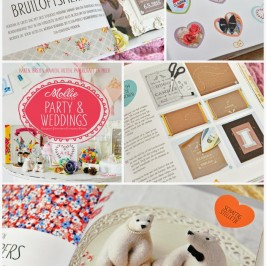 Mollie Makes Party & Weddings: Book review & Give away