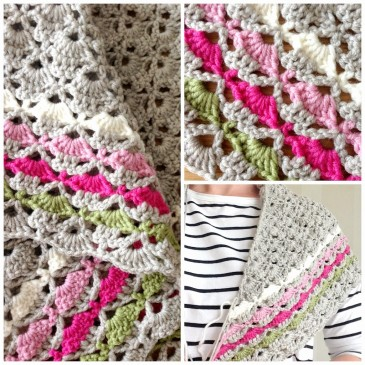 Your Southbay Shawlette: Linkup party!