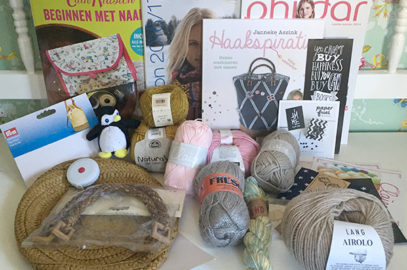 Win een Haakspiratie bloggers goodybag